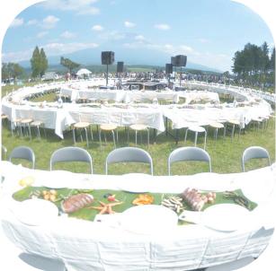 螺旋の食卓