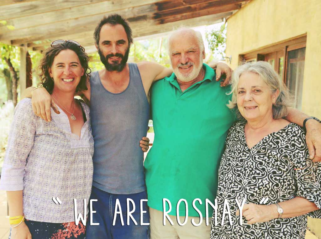 WE ARE ROSNAY